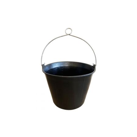 rubber emmer - 10 liter