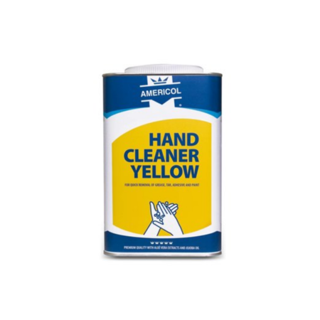 handcleaner - 600ml - Geel