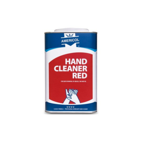 handcleaner - 600ml - Rood