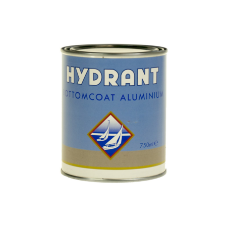 bottomcoat - Aluminium - 750ml