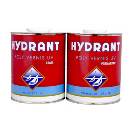 poly vernis UV (a+b) - 10 liter