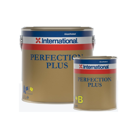 perfection plus - 2-componenten PU-lak - 2,5 liter