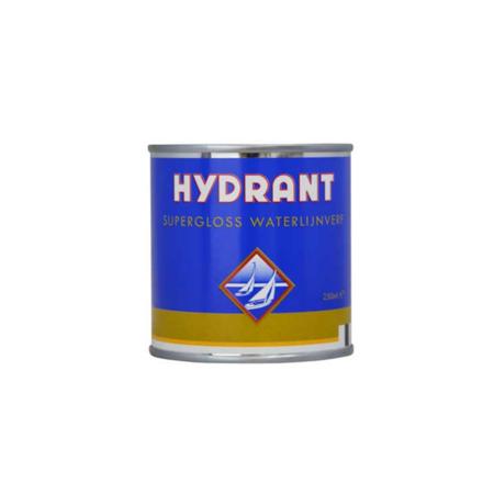 super gloss waterlijnverf - 250ml - HY016 Rood