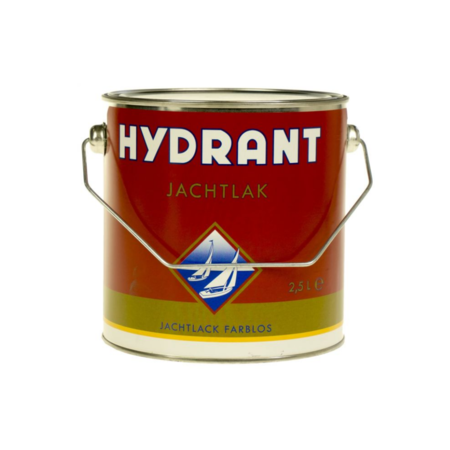 jachtlak blank - 2,5 liter
