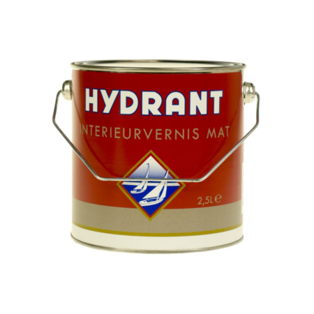 interieurvernis - Mat - 2,5 liter