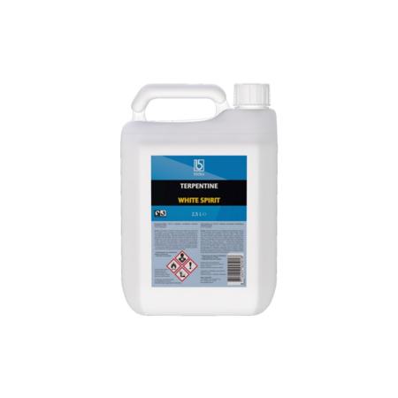 terpentine - White spirit - 2,5 liter