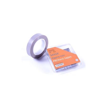 rigging tape mask PFTE - 25mm x 10m - Lichtgrijs