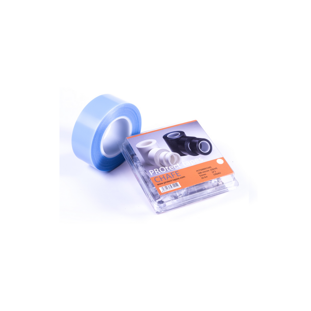 anti-chafe tape - 51mm x 16.5m - Transparant - 0.250 dikte