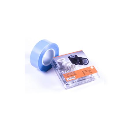 anti-chafe tape - 51mm x 3m - Transparant - 0.500 dikte