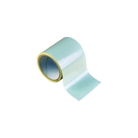 reflecterend tape - 50mm x 1m - Zilver