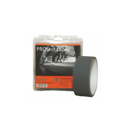anti slip tape - SKID korrel 60 - 51mm x 3m - Transparant