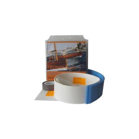 tape & sticker set voor Dinghy - 28 delig - Transparant