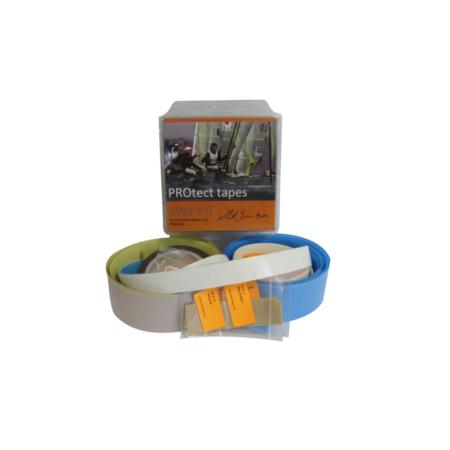 tape & sticker set Yacht - Transparant