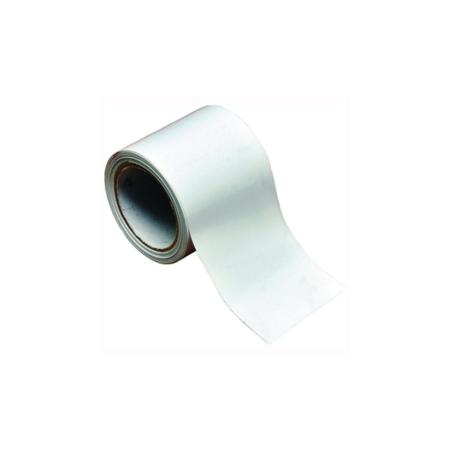 zeilreparatietape kevlar - 75mm x 1.5m - Transparant