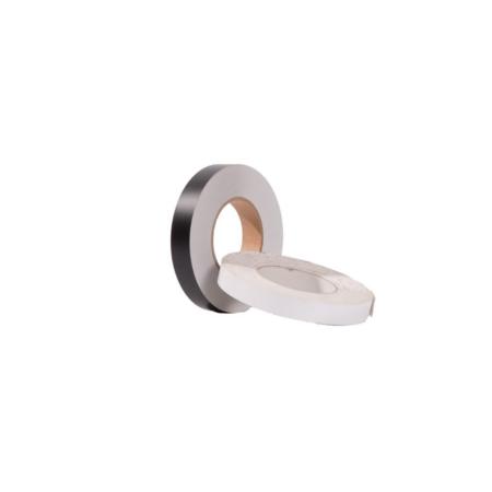 UV-shielding tape - 25mm x 10m - Zwart