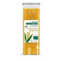 Maïs en Rijst Spaghetti Biologisch