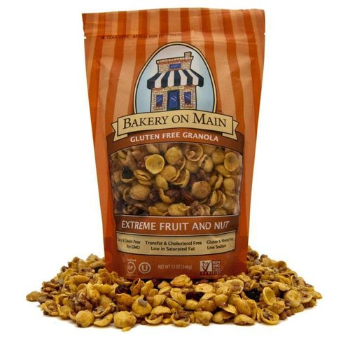 Bakery on Main Extreme Fruit & Nut Muesli