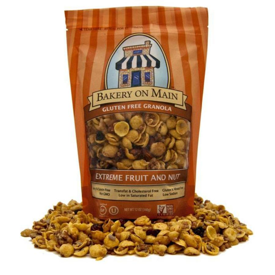 Extreme Fruit & Nut Muesli