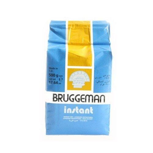 Bruggeman Instant Gist 500 Gram