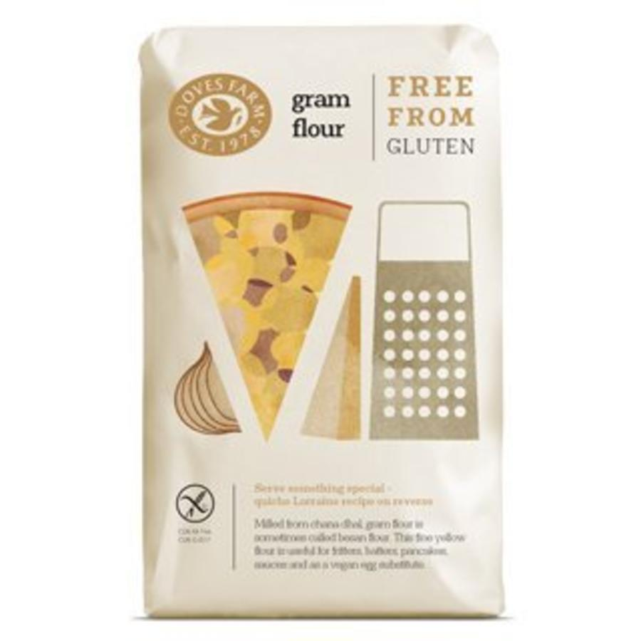 Kikkererwtenmeel (gram flour)