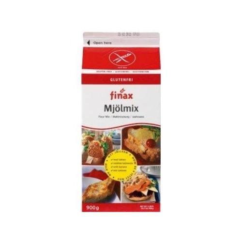 Finax Broodmix Wit (rood pak)