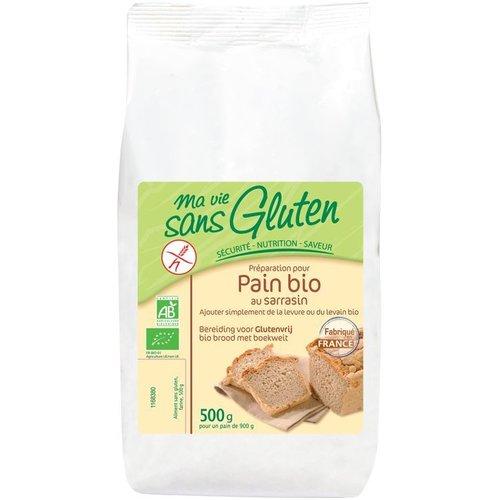 Ma Vie Sans Gluten Broodmix met Boekweit Biologisch