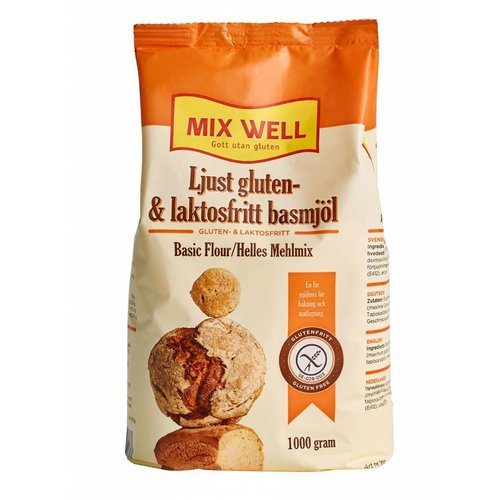 Mixwell Witte Bloem 101 (basmjol)
