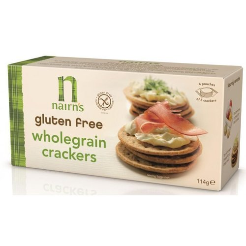 Nairns Wholegrain Crackers