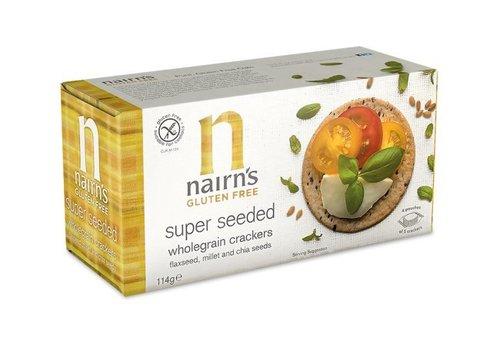 Nairns Super Seeded Wholegrain Crackers