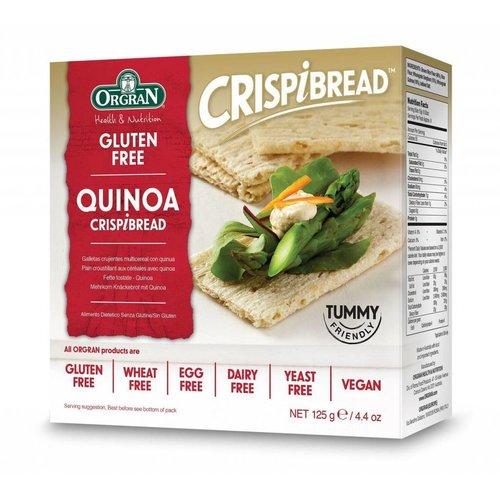 Orgran Quinoa Crispibread