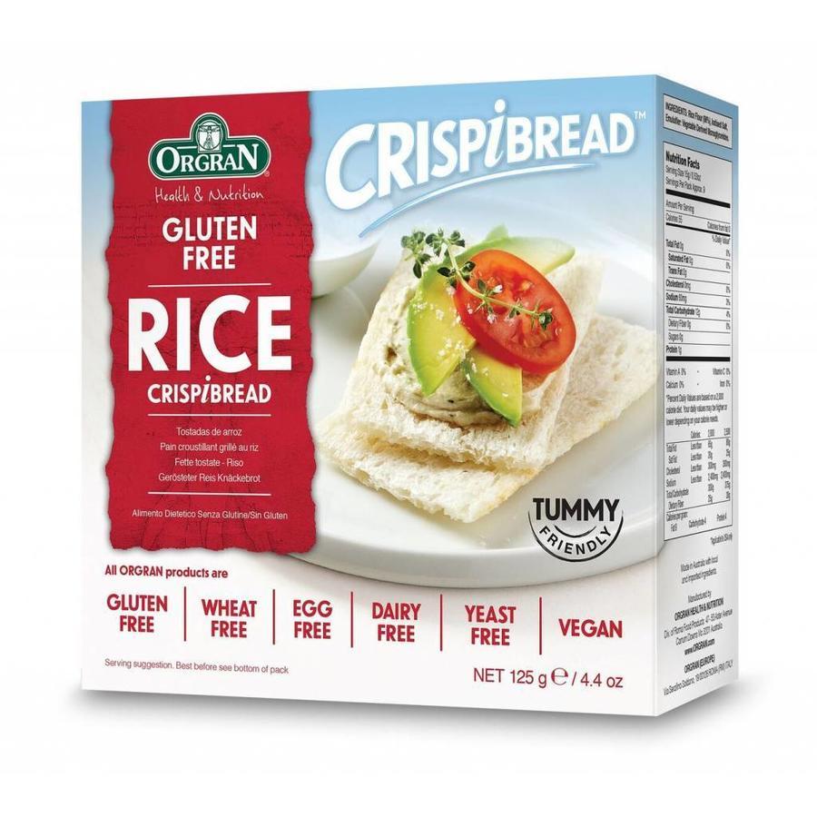 Rijst Crispibread