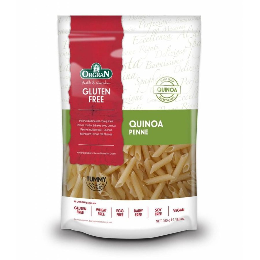 Quinoa Penne