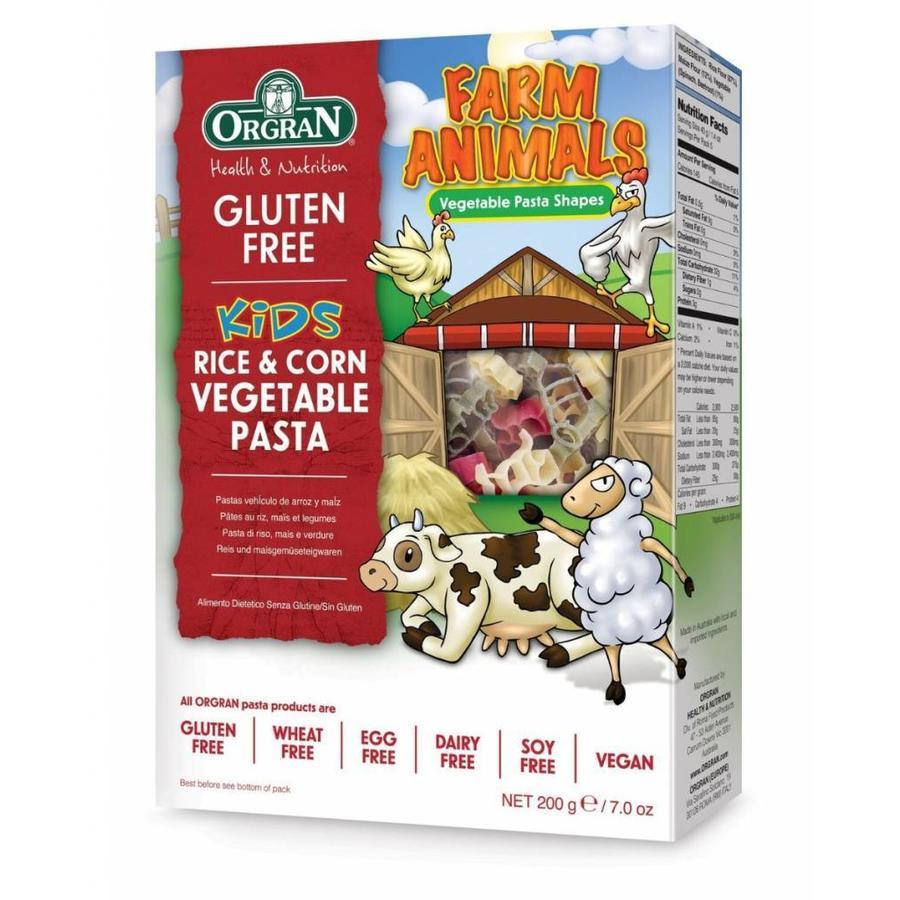 Boerderijdieren Pasta (Farm Animals)
