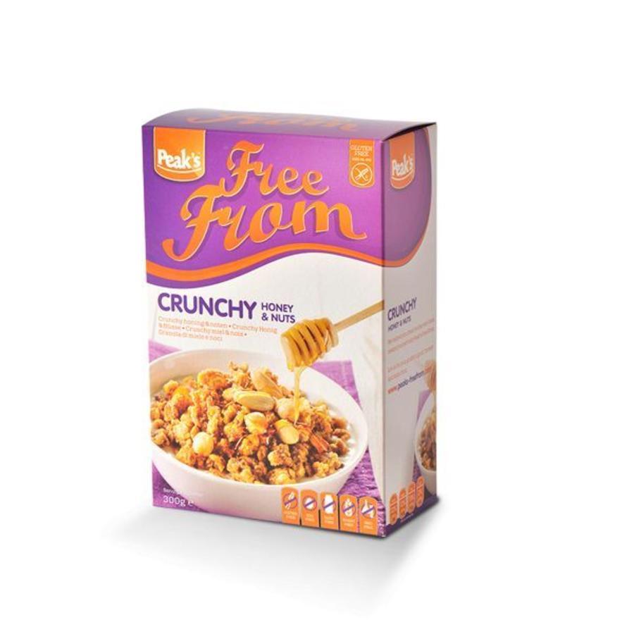 Crunchy Honing & Noten