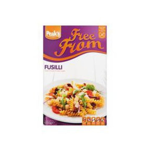 Peak's Free From Fusilli