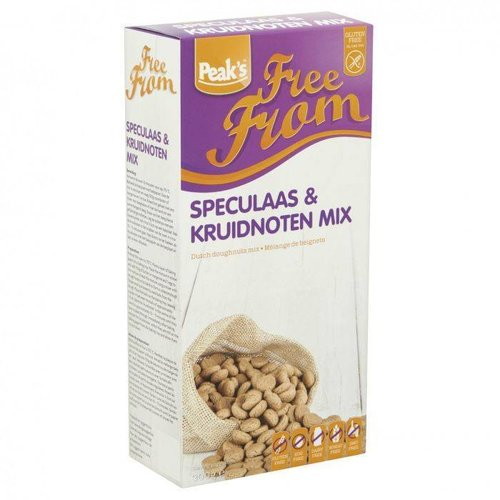 Peak's Free From Speculaas & Kruidnoten Mix