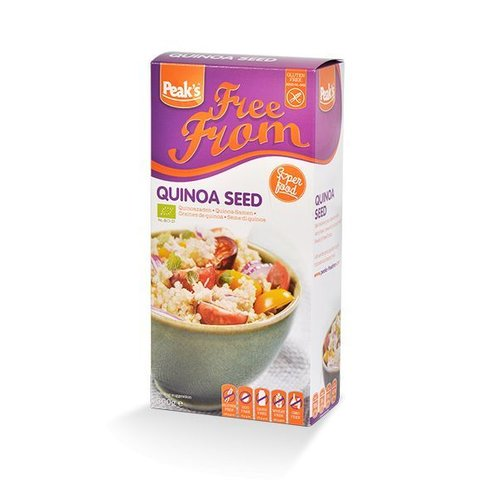 Peak's Free From Quinoa Seed