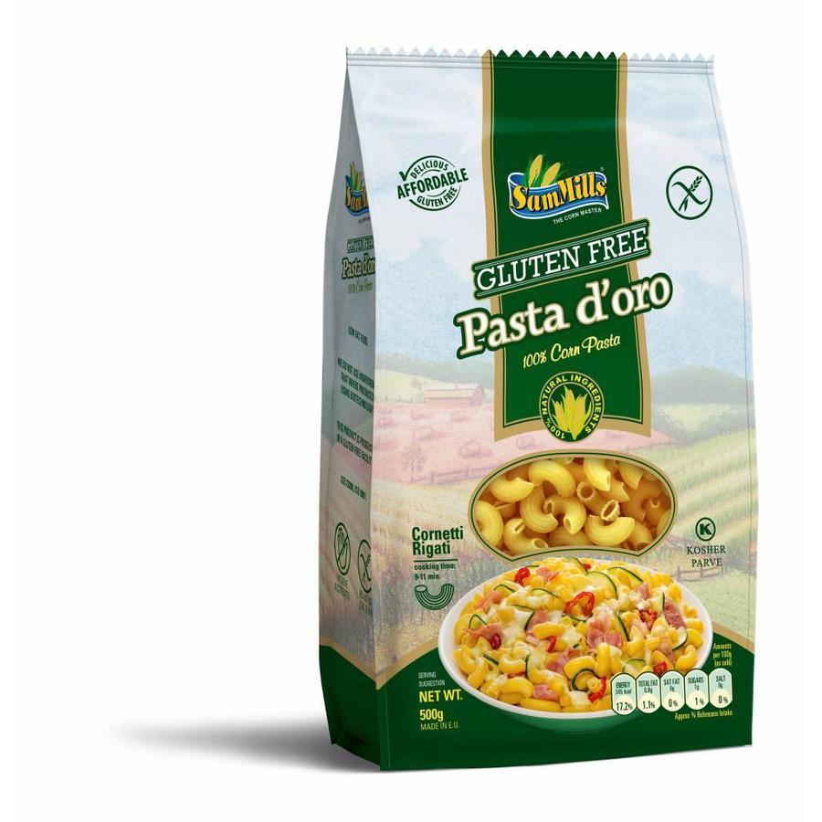 Macaroni Cornetti
