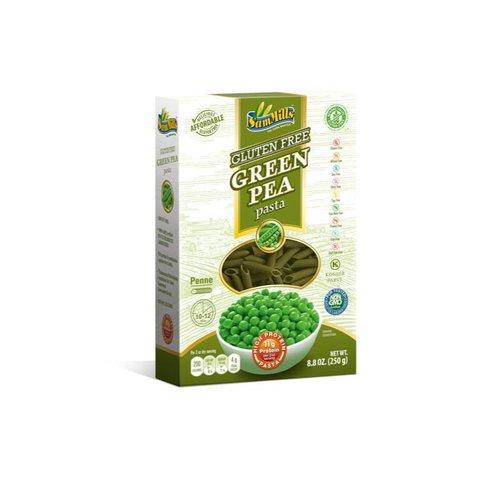 Sam Mills Groene Erwten Pasta