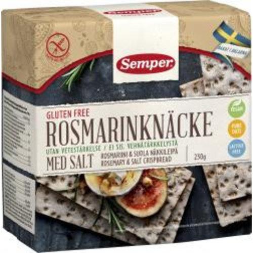 Semper Knäckebröd met Rozemarijn en Zout