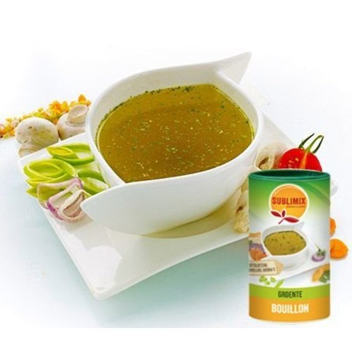 Sublimix Groentebouillon 540g