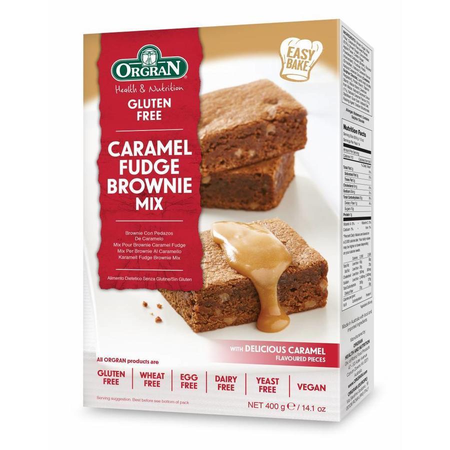 Caramel Fudge Browniemix