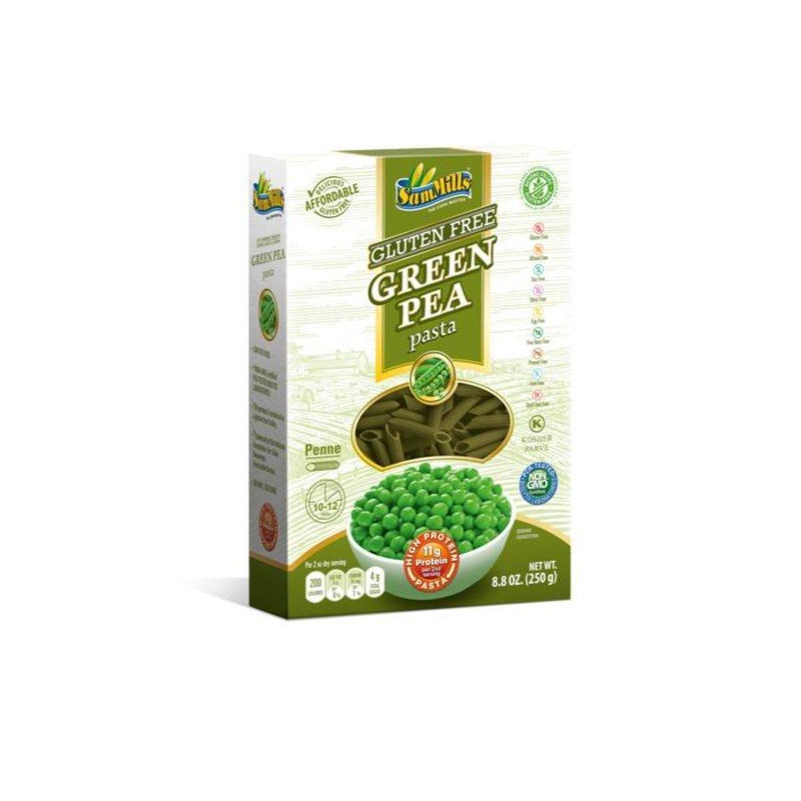 Groene Erwten Pasta