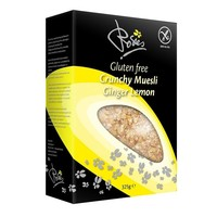 Crunchy Muesli Ginger Lemon