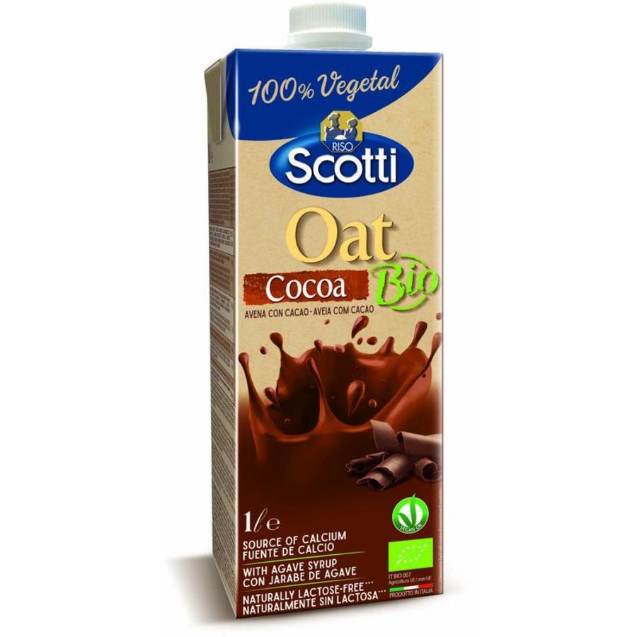 Haverdrink Cocoa Biologisch (niet glutenvrij)