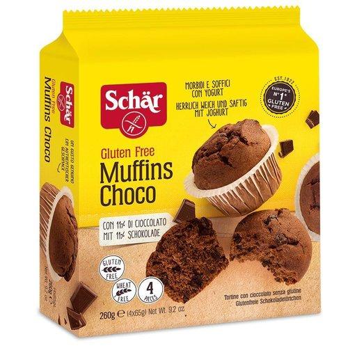 Schär Chocolade Muffins
