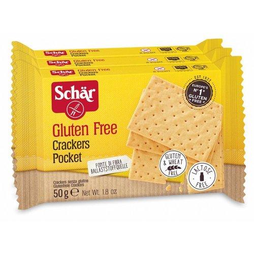 Schär Crackers pocket