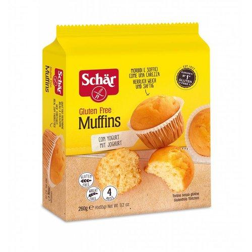 Schär Muffin met Yoghurt