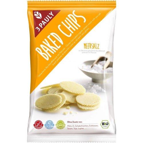 3Pauly Gebakken Chips met Zeezout