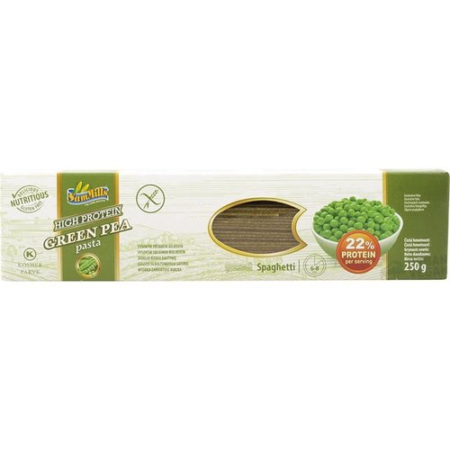 Sam Mills Groene Erwten Pasta Spaghetti
